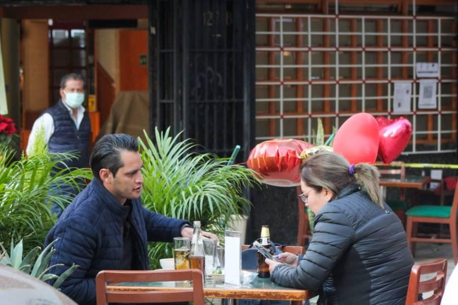 San Valentín en tiempos de Pandemia