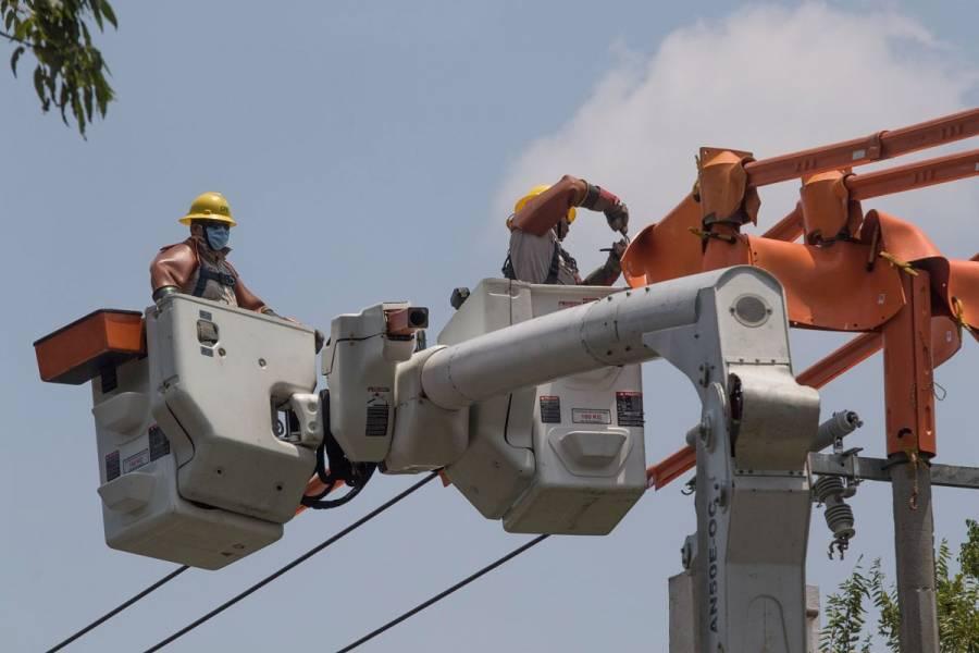 Suspensión de suministro de gas natural desde Texas, causa de apagón masivo: CFE