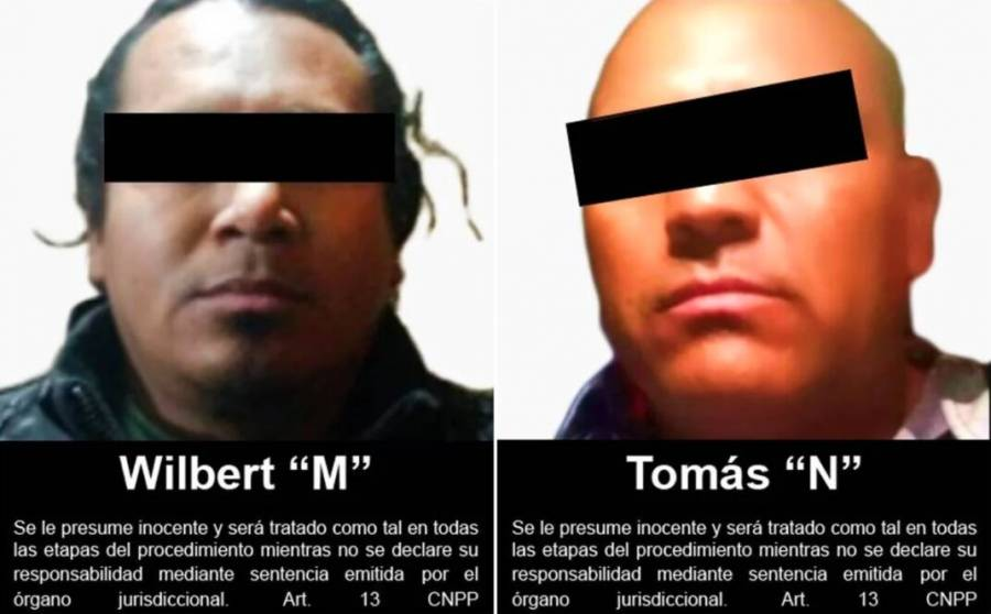 Detienen a dos presuntos asesinos en caso LeBarón