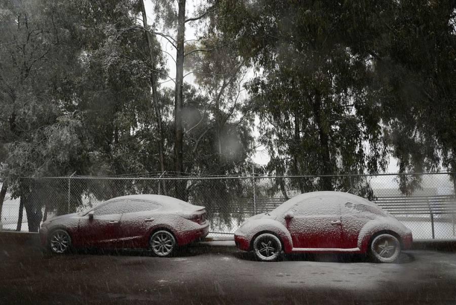 Reportan apagón en estados del norte en medio de tormenta invernal