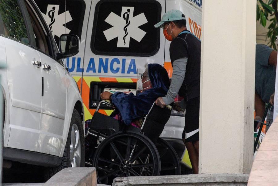 México reporta 2 millones 189 mil 873 casos estimados de COVID-19 y 174 mil 657 fallecidos