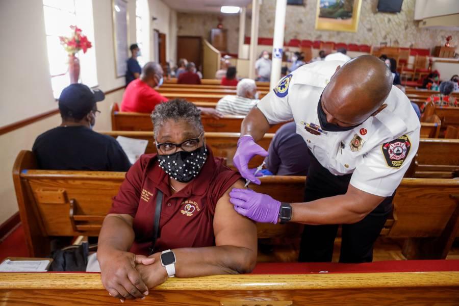 México, quinto en vacunación en América