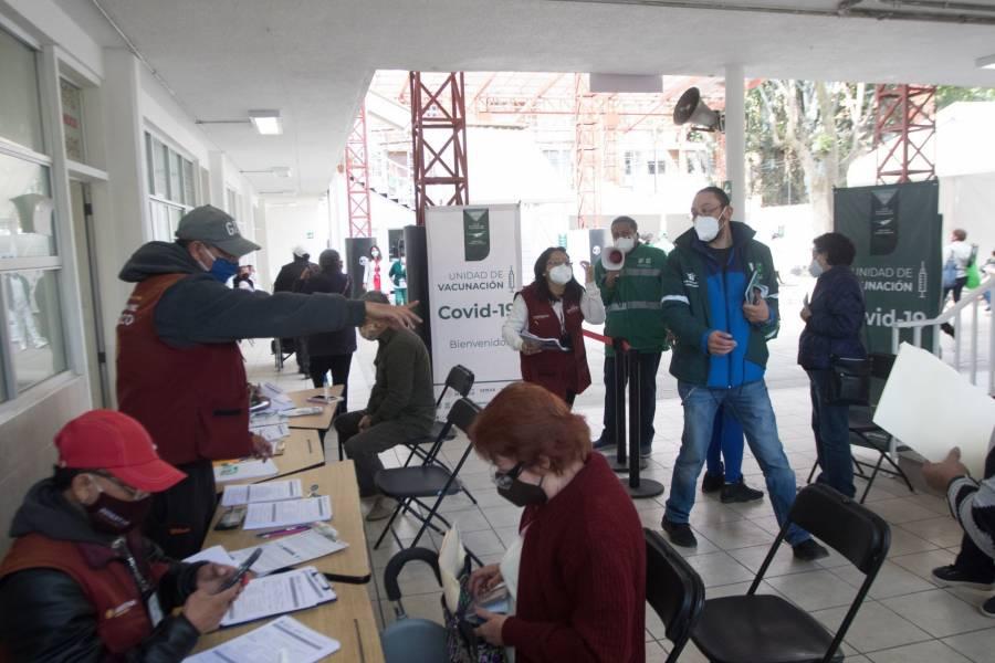 SLP planea aplicar a 20 mil 400 vacunas Covid en adultos mayores