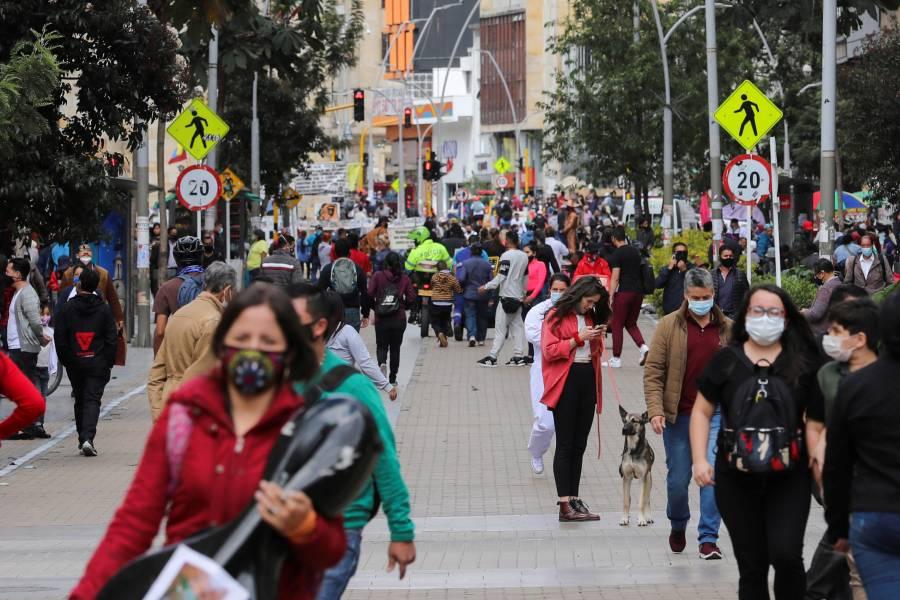 En las últimas 24 horas, Colombia registró 4 mil nuevos contagios Covid-19 y 163 decesos