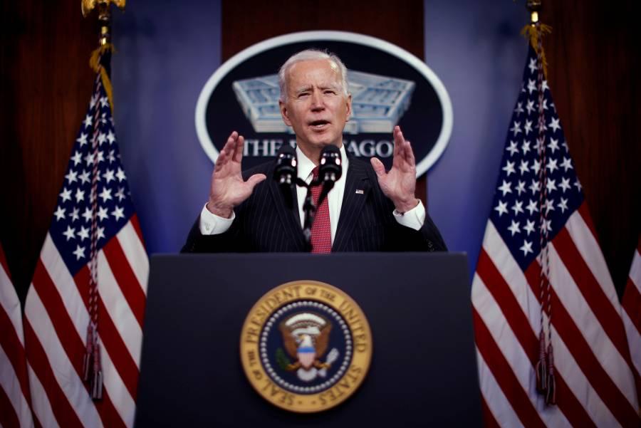 Por pandemia, Biden rechaza recibir a líderes extranjeros en la Casa Blanca