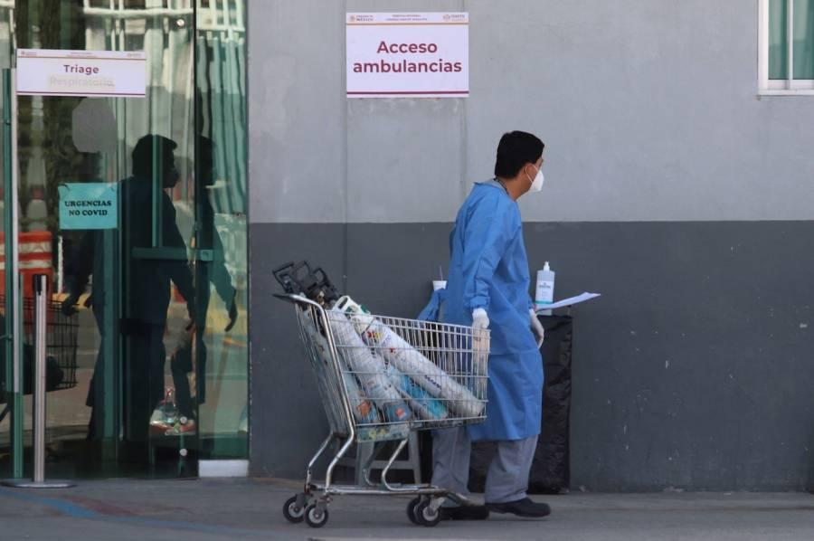 Hospital del ISSSTE no ha registrado ninguna muerte de personal vacunado de COVID-19