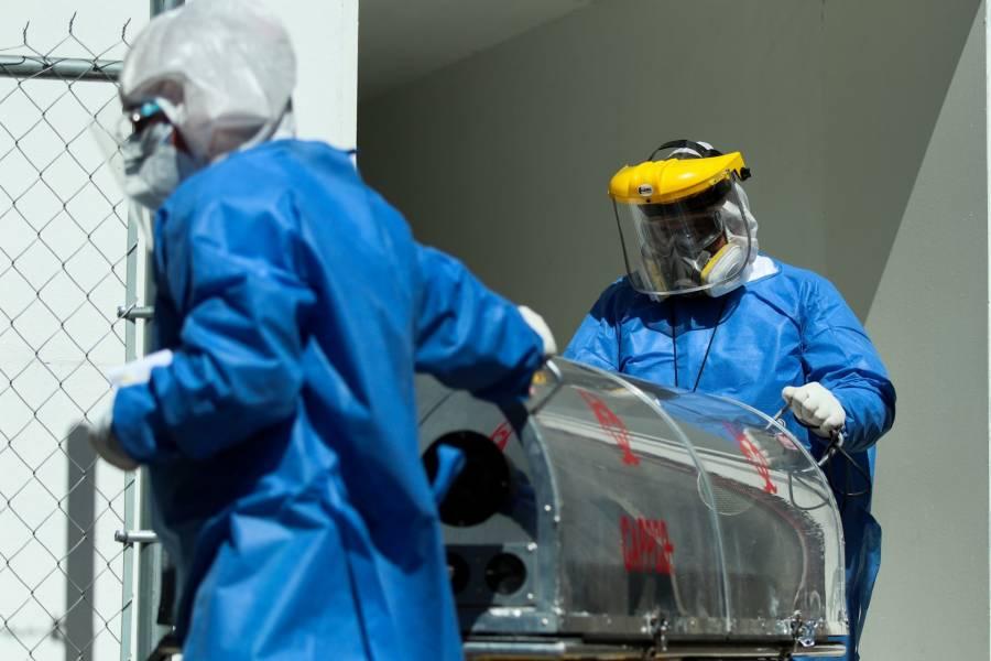 En las últimas 24 horas hubo 28 muertos y 177 contagios en Puebla