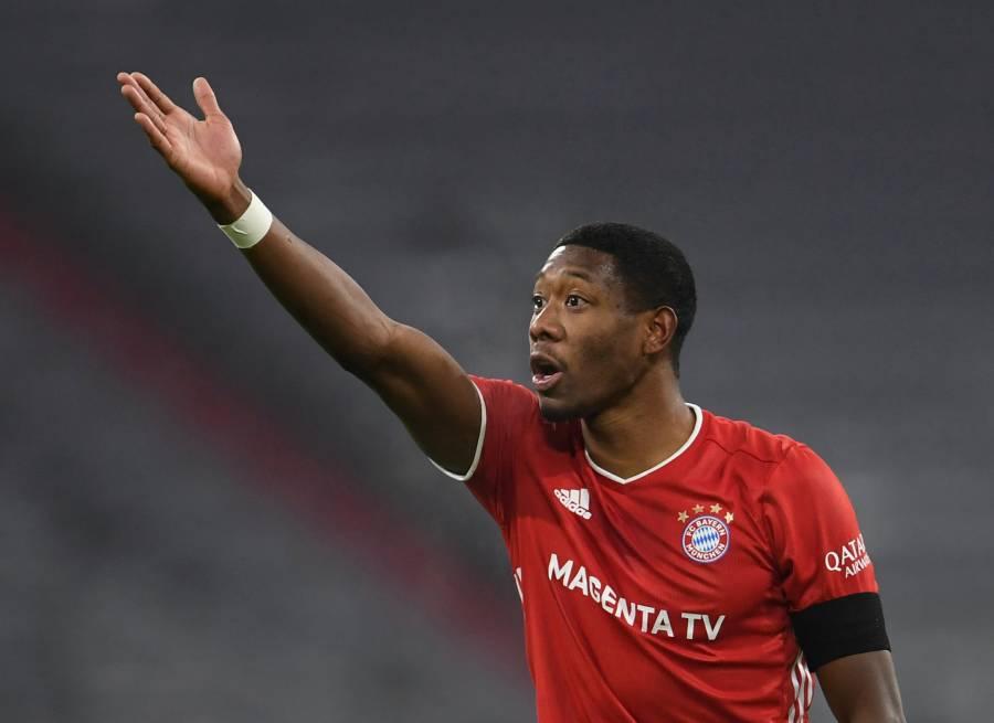 Alaba confirma su salida del Bayern