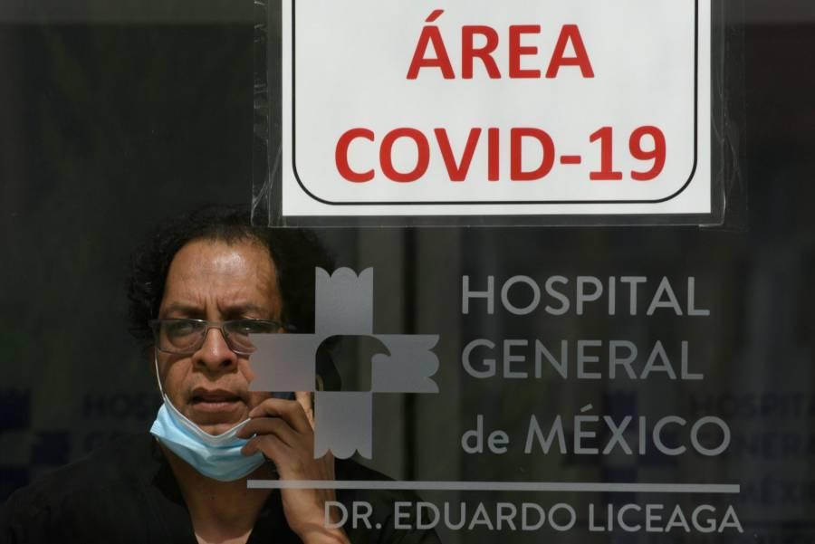 México reporta 2 millones 199 mil 226 casos estimados de COVID-19 y 175 mil 986 fallecidos
