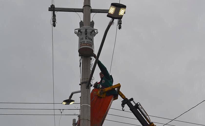 Autoridades de Soledad, atentas al apagón en San Luis Potosí