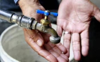 Habrá reducción en suministro de agua a CDMX y Edomex en marzo por sequía