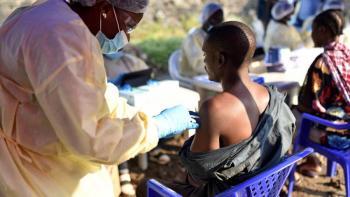 OMS alerta a seis países africanos tras brotes de ébola