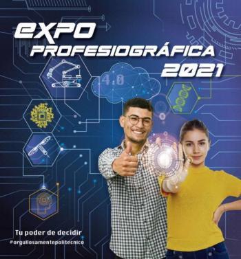 Invita IPN a aspirantes a participar en la Expo Profesiográfica de Nivel Superior 2021