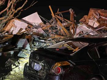Tornado en Carolina del Norte deja 3 muertos; tormenta genera apagón en Texas y Oregon