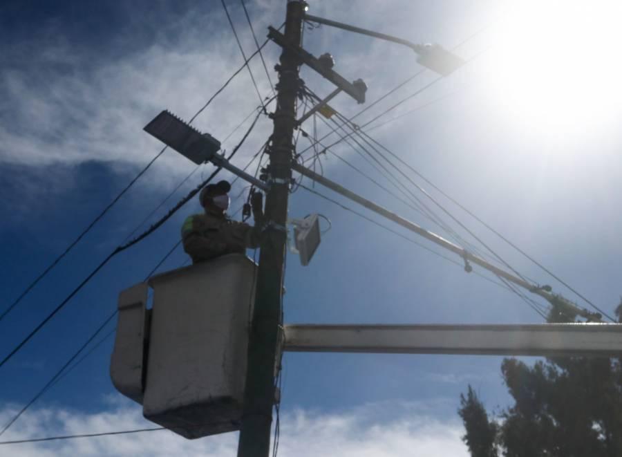 Restablecido al 100%, servicio de electricidad en estados afectados por apagones