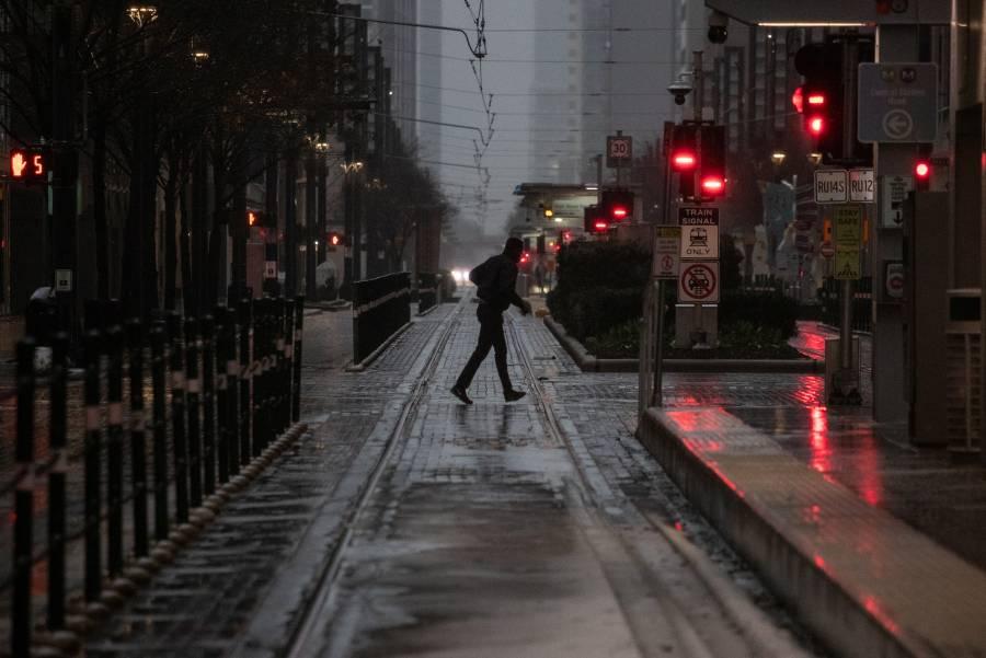 Reportan 26 muertos en EEUU por tormenta invernal