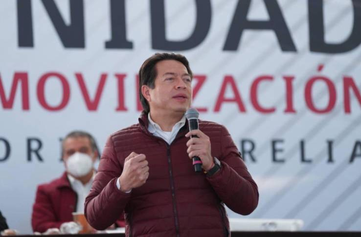 Destaca Morena avances en el proceso interno de candidatos a alcaldías en la CDMX