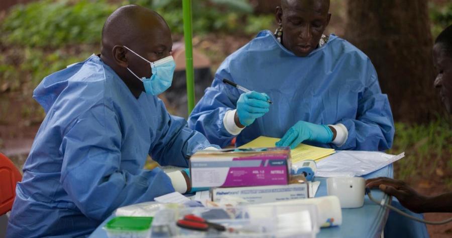 OMS: Guinea recibirá más de 11,000 vacunas contra el ébola