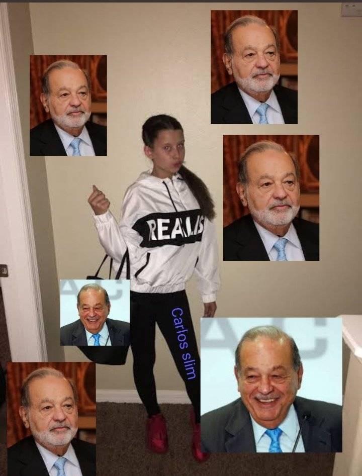 Carlos Slim es tendencia por una marca y no es Telmex