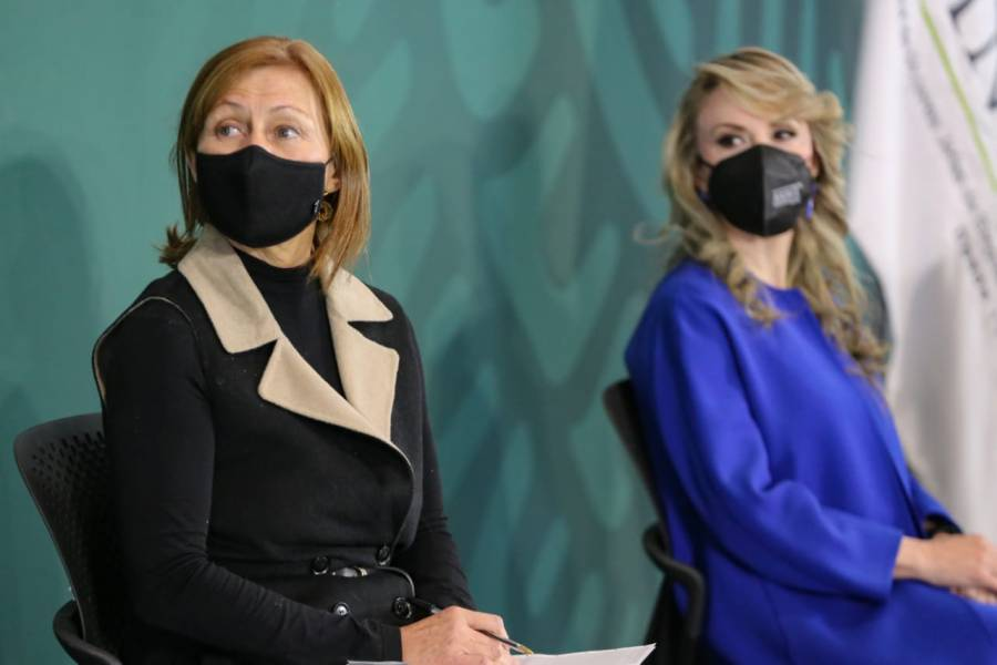 Pandemia ha afectado más a  las mujeres: Tatiana Clouthier