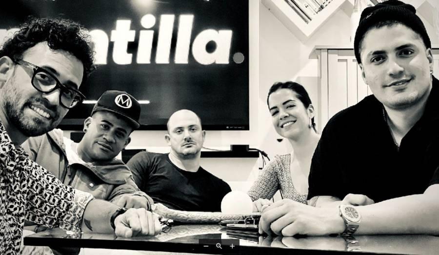 Puntilla Music firma