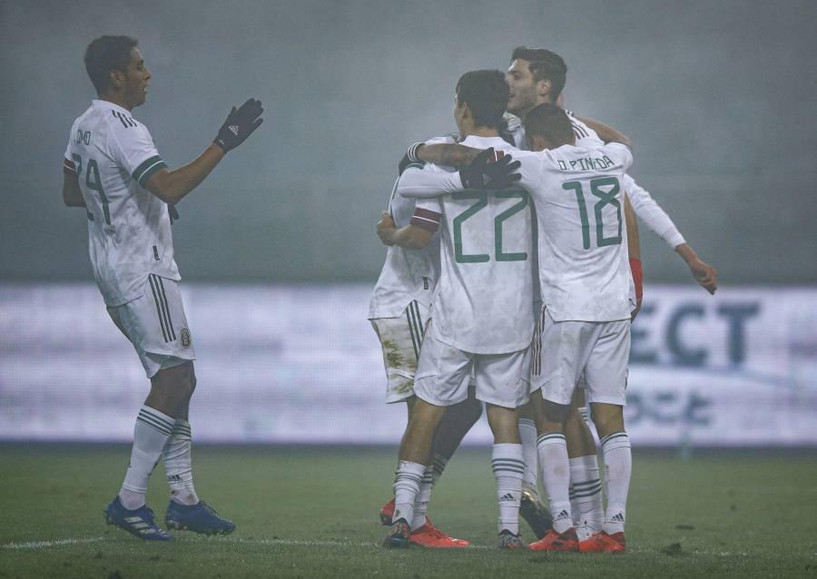México es una de las 10 mejores selecciones FIFA este 2021