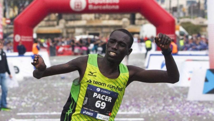Eliud Kipchoge correrá el Maratón de Hamburgo antes de Juegos Olímpicos de Tokio