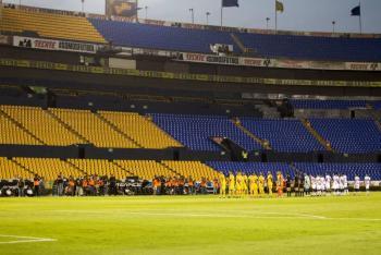 Seguirán cerrados los estadios de fútbol en Nuevo León