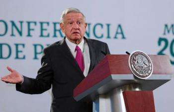 México hace trabajo diplomático contra corte de gas en Texas