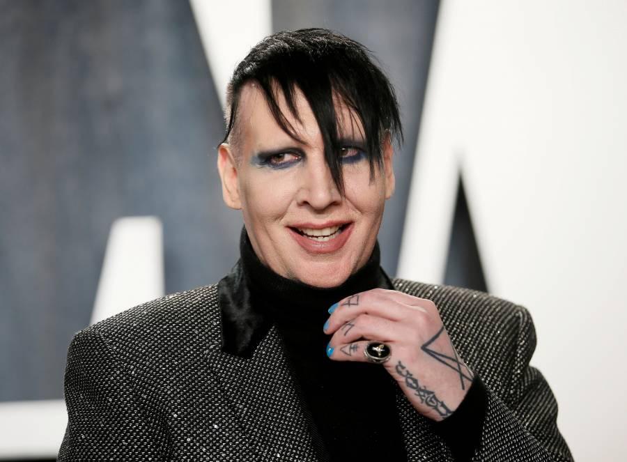 En los Ángeles, la Policía investiga a Marilyn Manson por presunto abuso