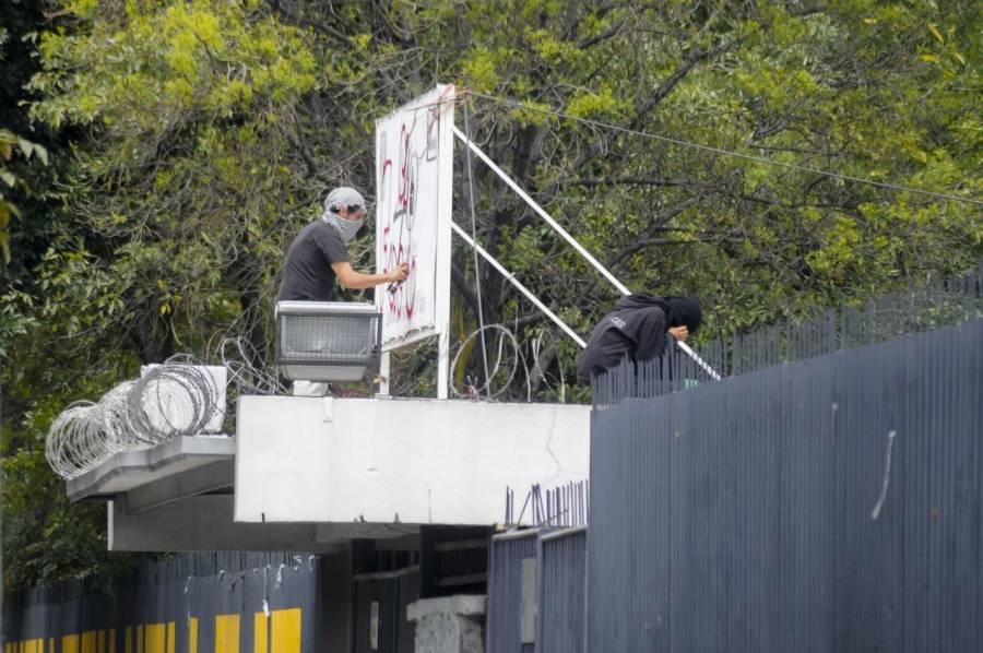 CCH Vallejo se pronuncia respecto a la toma de las instalaciones