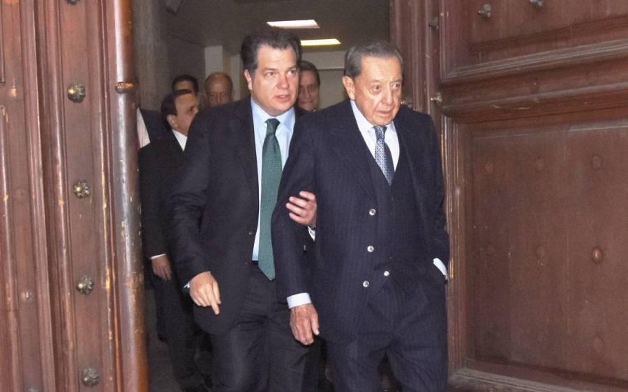 SHCP denuncia a Miguel Alemán Velasco y Miguel Alemán Magnani por evadir impuestos