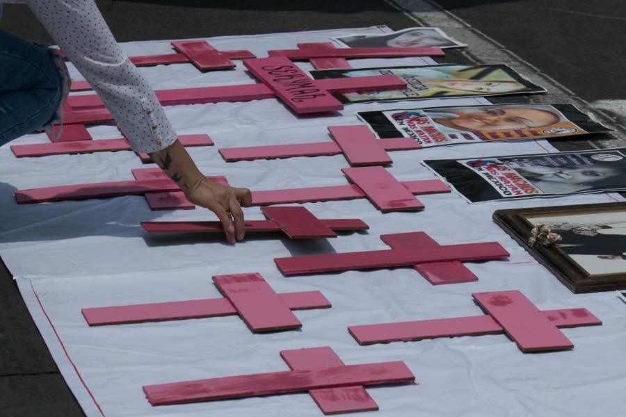 En 5 días, capital registra 4 feminicidios