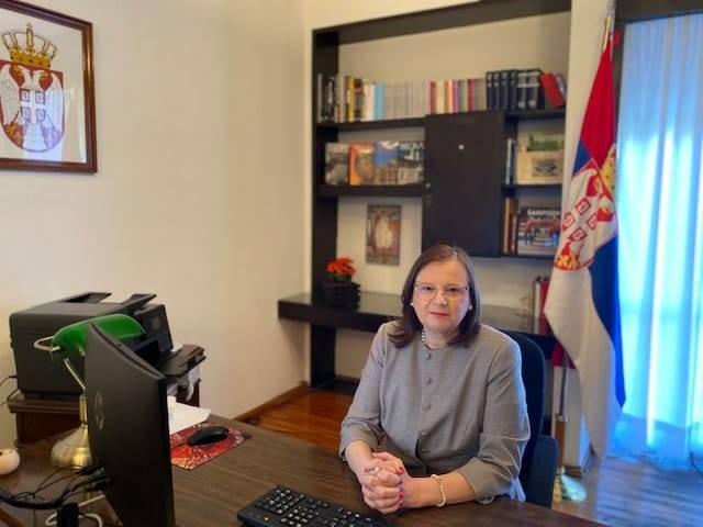 """""""Ante el Covid, Serbia antepusola defensa  de la vida humana como prioridad"""""""