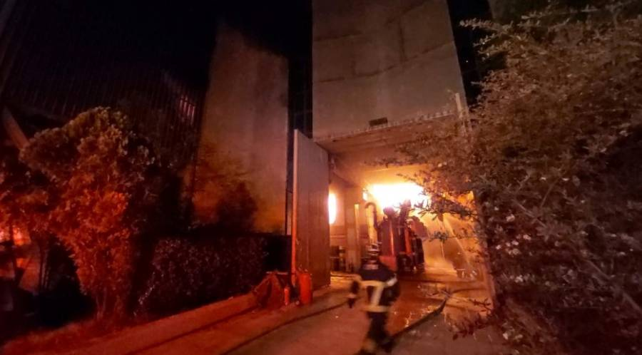 Cortocircuito, la causa del incendio en el Centro de Control del STC Metro