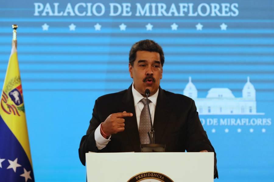 Nicolás Maduro a AMLO: Venezuela se ofrece a dotar de gas a México