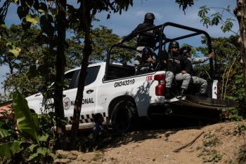 Tras enfrentamiento, fallece elemento de la Guardia Nacional en los límites de Jalisco y Michoacán