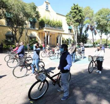 Debido a la pandemia aumenta el uso de la bici, la AMH destaca en el rubro