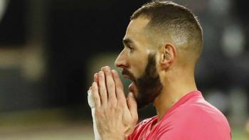 Karim Benzema se suma a la lista de bajas por lesión del Real Madrid