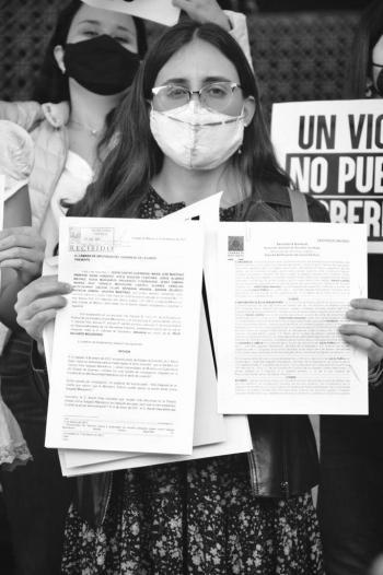 Un violador no puede ser Gobernador: Movimiento Ciudadano
