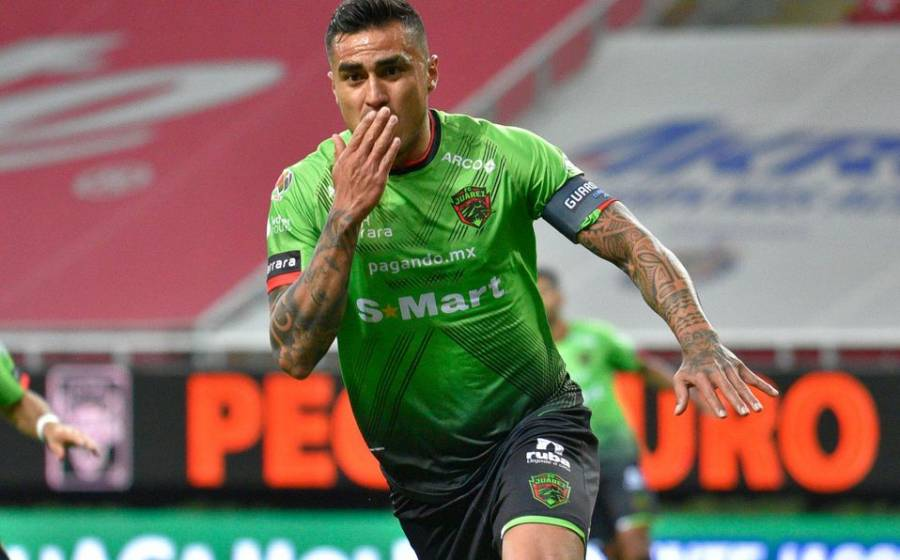 Bravos de Juárez gana con gol de paraguayo Lezcano