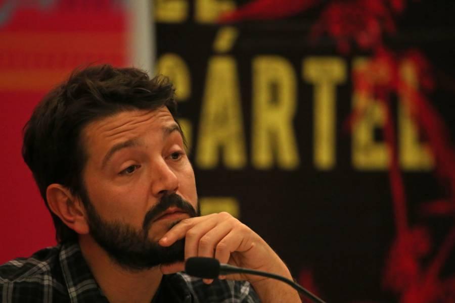 Diego Luna pide a AMLO romper el pacto con Salgado Macedonio
