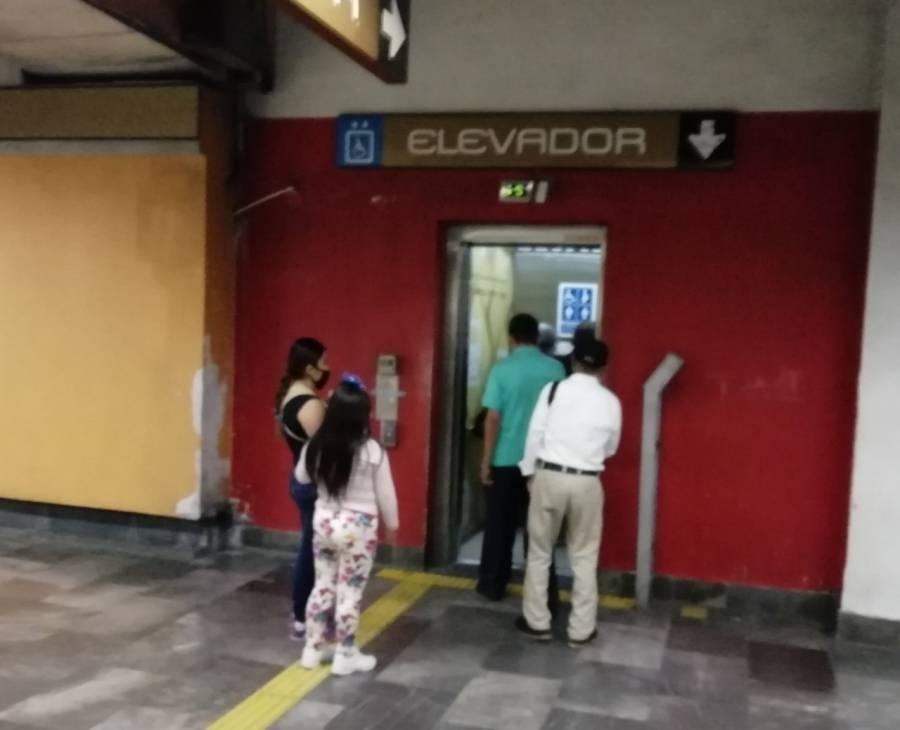 Historias en el Metro. Sube y Baja