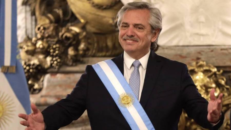 Inicia este lunes presidente de Argentina, Alberto Fernández visita a México