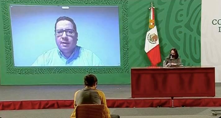 Las vacunas Sinovac procedentes de China se aplicarán en Ecatepec: SS