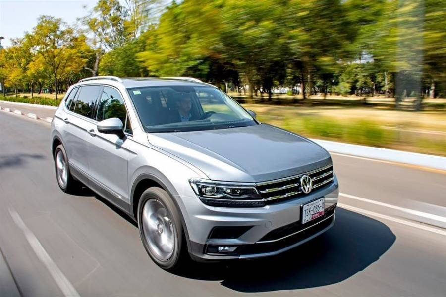 Volkswagen México reanudará producción de Tiguan