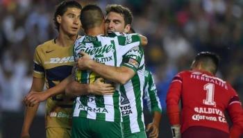 León regresa a la senda del triunfo, le gana al Pumas