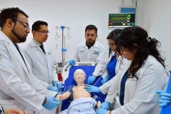 En la CDMX, estudiantes de medicina podrán regresar a clases presenciales a partir de mañana