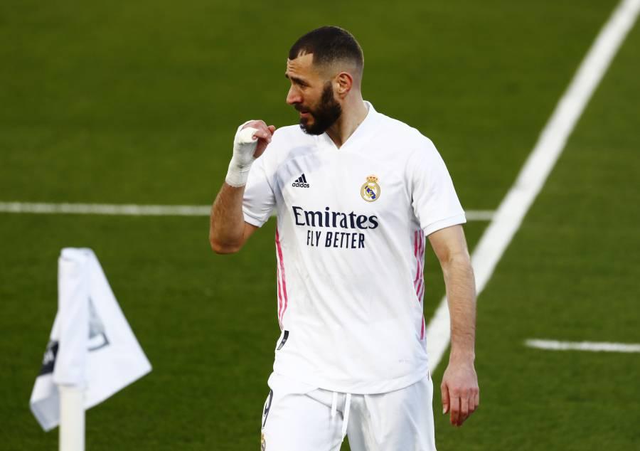 Benzema se pierde el Real Madrid vs Atalanta en la Champions