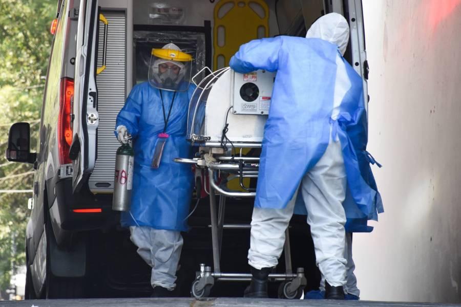 México reporta 2 millones 238 mil 558 casos estimados de COVID-19 y 180 mil 536 fallecidos